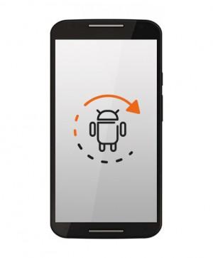 Software Aktualisierung - Motorola Moto X 2gen
