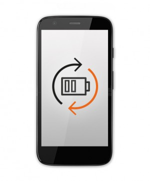 Akkuaustausch - Motorola Moto G