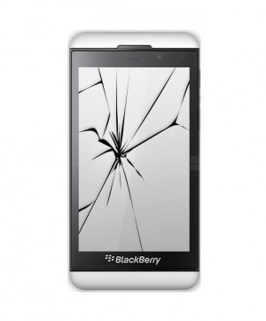 Displaytausch - Blackberry Z30