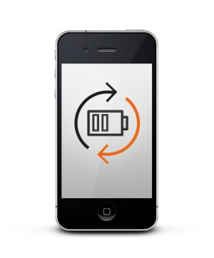 Akkuaustausch - Apple iPhone 4