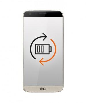 Akkuaustausch - LG G5