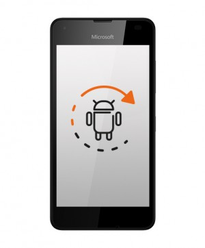 Software Aktualisierung - Microsoft Lumia 550