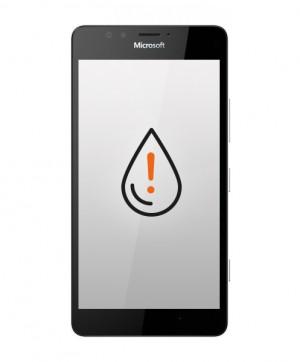 Wasserschaden Diagnose - Microsoft Lumia 950