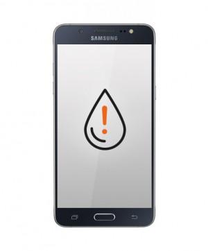 Wasserschaden Diagnose - Samsung J5