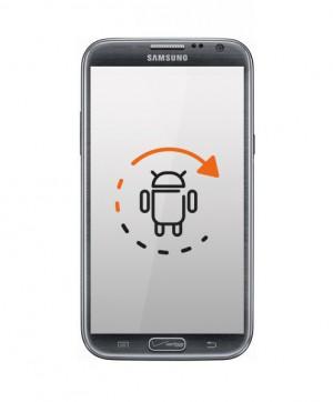 Software Aktualisierung - Samsung Note 2
