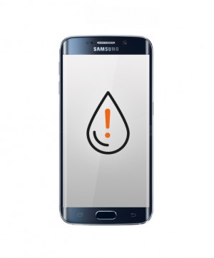 Wasserschaden Diagnose- Samsung S6 EDGE