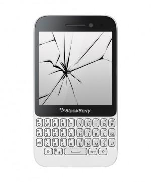 Displaytausch - Blackberry Z10