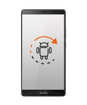 Software Aktualisierung - Huawei Mate 8